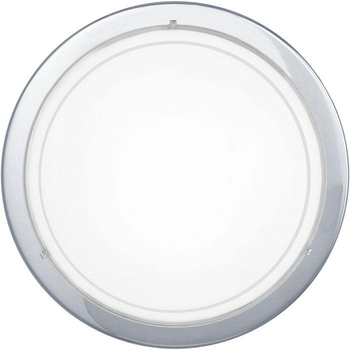 Eglo PLANET 1 wall / ceiling light Chrome SALE ITEM