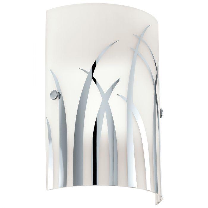 Eglo RIVATO wall light White, Chrome