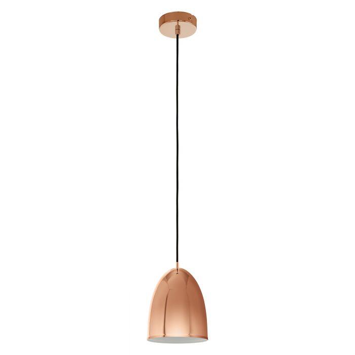 Eglo CORETTO 2 pendant light Copper SALE ITEM