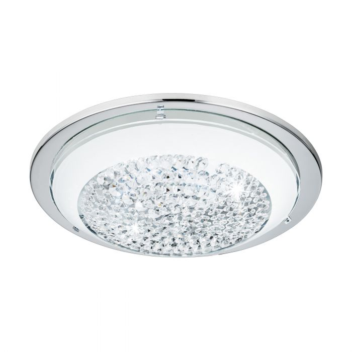 Eglo ACOLLA wall / ceiling light Chrome