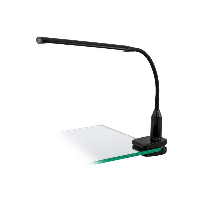 Eglo LAROA clamp light Black