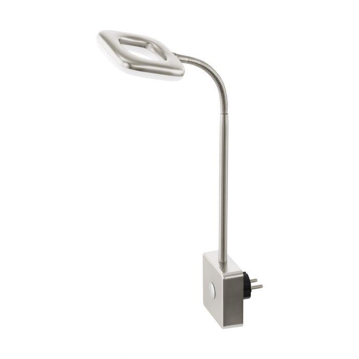 Eglo LITAGO plug light Satin Nickel