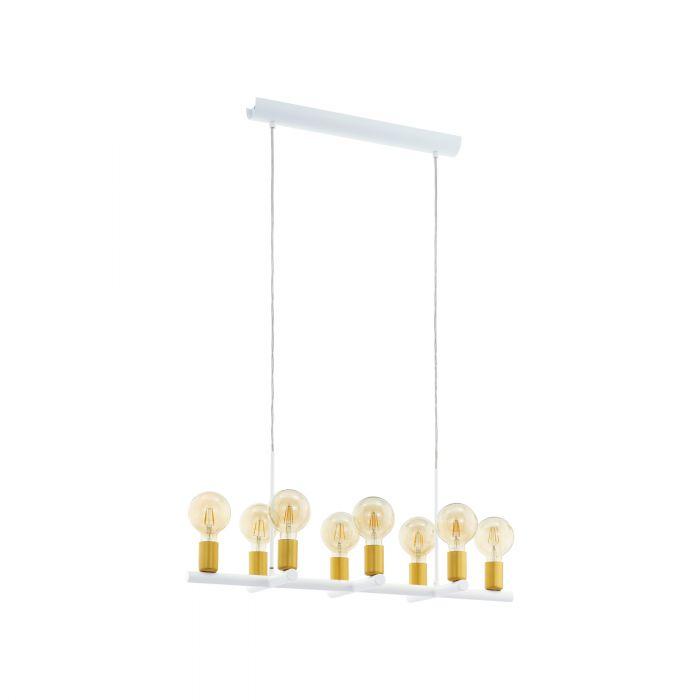 Eglo ADRI 2 pendant light White, Gold