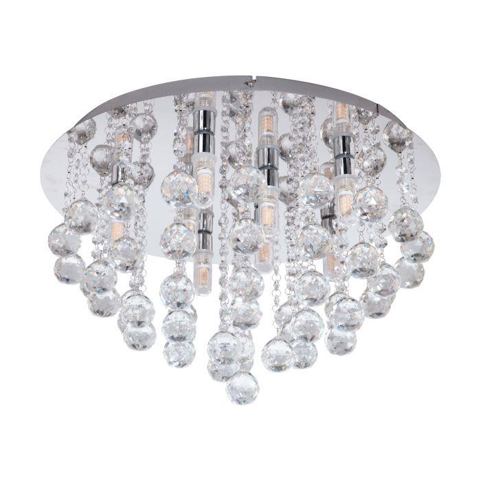 Eglo ALMONTE ceiling light Chrome