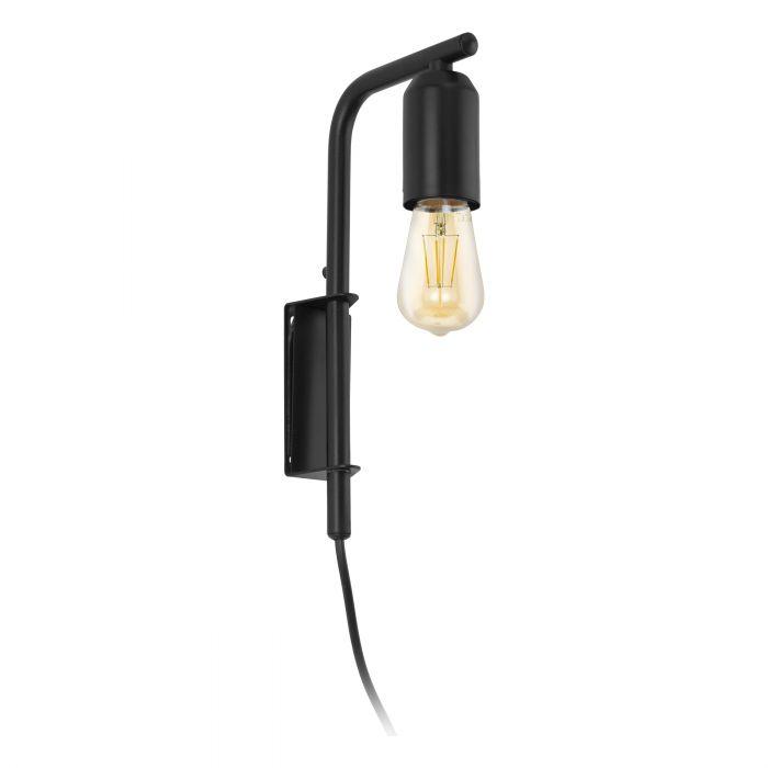 Eglo ADRI 3 wall light Black