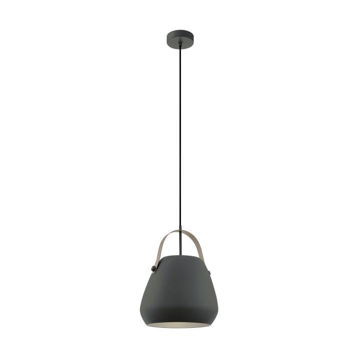 Eglo BEDNALL pendant light Umbra Grey, Pearl Grey