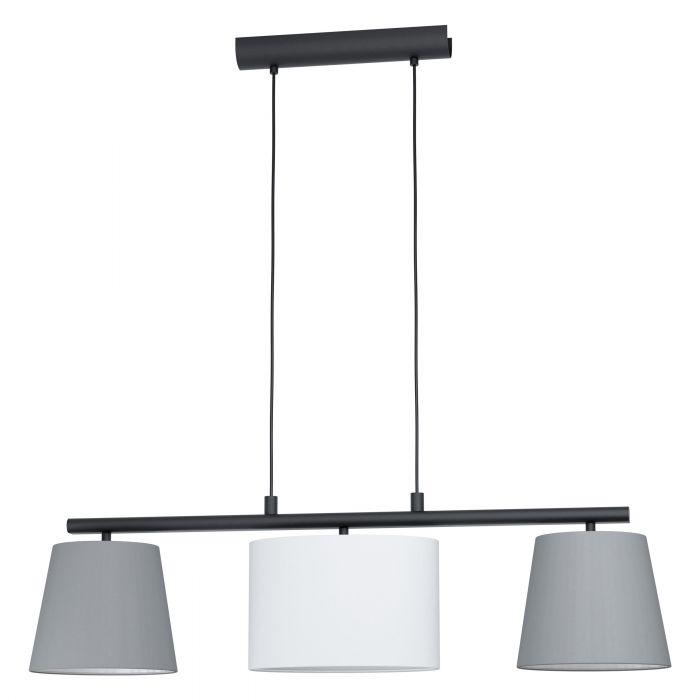 Eglo ALMEIDA 1 pendant light Black