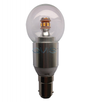 4W Qvis Non-Dimmable B15 2700K (Warm White)