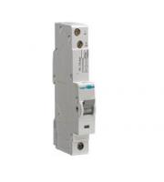 Hager Single Module 30mA RCBO (White)