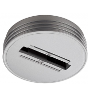 Ansell 3 Cicuit Surface Monopoint Satin Silver
