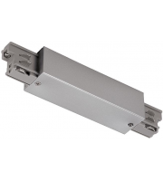 Ansell 3 Circuit Straight Connector (Satin Silver)