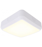 Ansell Astro 8W IP65 LED Bulkhead (White)