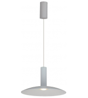 Ansell Amber 3000K Led Dimmable Pendant (White)
