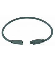 Ansell Axiom 500mm Mains Lead (Grey)