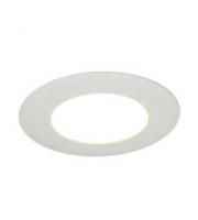 Ansell 8W Bexar 3000K Led Downlight (White)