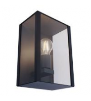 Ansell Calore E27 Wall Lantern IP44 (GRAPHITE)