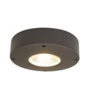 Ansell Calisto 4000K Led Surface Low Level Wall Light (Graphite)