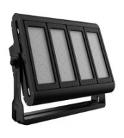 Ansell Colossus Led 1000W High Output Led Floodlight (Black)