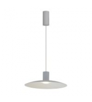 Ansell Druzy 3000K Led Dimmable Pendant (White)