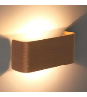 Ansell Fascia Wall Light Oak Front Cover
