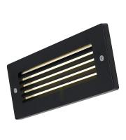 Ansell Fidenza LED Bricklight Front Grill Cover (Black)