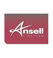 Ansell Helder Led Circular Bulkhead- White