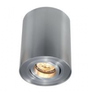 Ansell Novara 50W GU10 Surface Downlight (Satin Chrome)