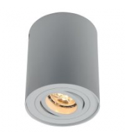 Ansell Novara 50W GU10 Surface Downlight (White)