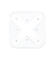Ansell Octo Wall Switch - White