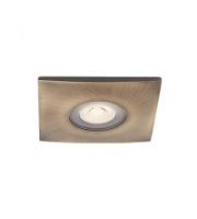 Ansell Orbio360 Square Trim Bezel (Antique Brass)