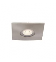 Ansell Orbio360 Square Trim Bezel (Satin Chrome)