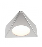 Ansell Reveal 4000K Ac Led Tri-light (Satin Chrome)