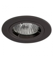 Ansell Twistlock 50W Black Chrome Downlight (Black Chrome)