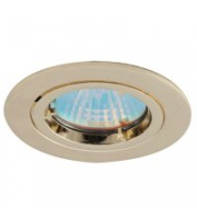 Ansell Twistlock 50W Brass Downlight (Brass)