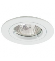 Ansell Twistlock 50W White Downlight (White)