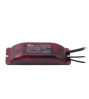 Ansell 20/60VA Auto-reset Electronic Transformer (Red)