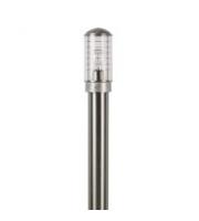 Ansell Urano Inox E27 700mm Bollard Stainless Steel (Silver)