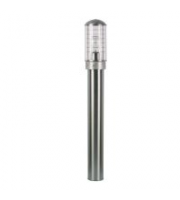Ansell Urano Inox E27 1000mm Bollard Stainless Steel (silver)