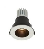 Ansell 10W Unity Gc Pro 4000K Led Downlight (matt white)