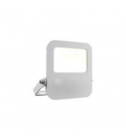 Ansell 10W Zion Led 3000K Polycarbonate Led Floodlight- (White)