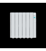 Ascot 1000W 6EL Fluid Rad (White)