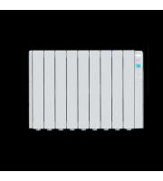 Ascot 1500W 9EL Fluid Rad (White)