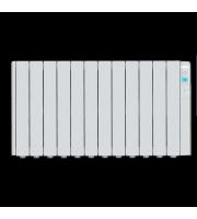 Ascot 1800W 11EL Fluid Rad (White)