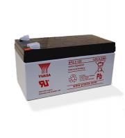 Yucel 3.2ah 12v Back Up Battery for Alarm Control Panels (Grey)