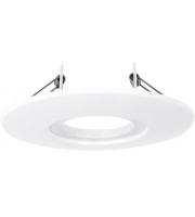 Aurora Lighting i10 Fixed 85mm-145mm Downlight Adaptor Plate (Polished Chrome)