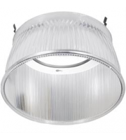 Aurora 60 Degree LED Highbay Acrylic Reflector (Clear)