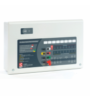 C-Tec CFP 8 Zone Repeater Panel (White)