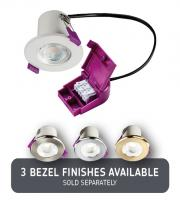 ML ACCESSORIES IP65 5W Fire-Rated LED Downlight 3000K