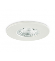 Collingwood Fire Rated Fixed Downlight IP20 (White)