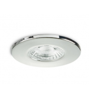 Collingwood Fire Rated Fixed Downlight IP20 (Polished Chrome)